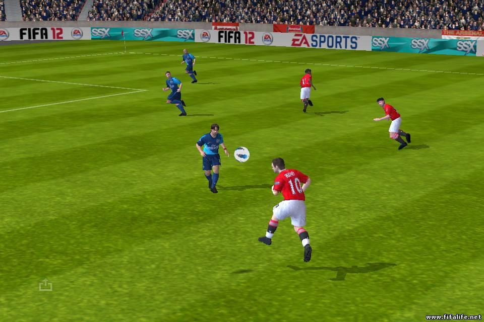 Скачать Игру Фифа Футбол 2013 На Андроид